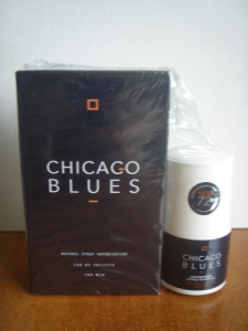 perfumy CHICAGO BLUES 100ml. + ROLL ON
