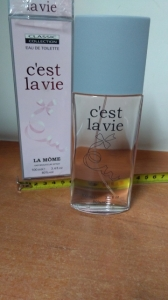 woda toaletowa 100ml.CLASSIC COLLECTION C'EST LA VIE
