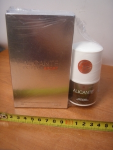 perfumy ALICANTE SPORT 100ml. + roll on 85756