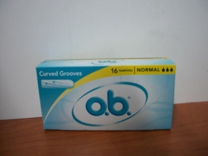 tampon OB normal  16szt