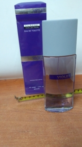 woda toaletowa 100ml.CLASSIC COLLECTION VIOLET