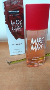 woda toaletowa 100ml.CLASSIC COLLECTION AMARE AMARE