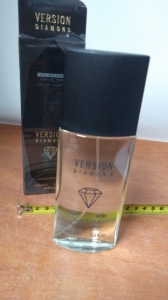 woda toaletowa 100ml.CLASSIC COLLECTION VERSION DIAMOND