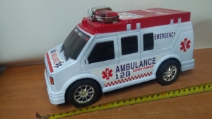 ambulans w worku 29cm