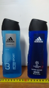 żel pod prysznic 400ml. ADIDAS MEN