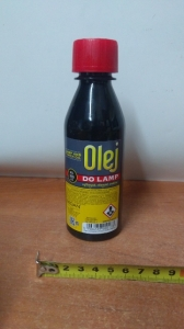 olej do lamp 200ml.