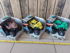 auto 14cm MONSTER TRUCK HAT17R