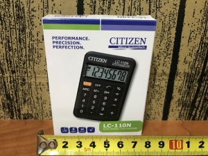kalkulator CITIZEN LC-110N