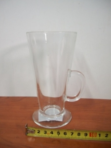 szklanka do cappucino 250ml.   BM041