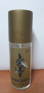 perfumy deo 100ml. PURE GOLD MILION FOR MEN