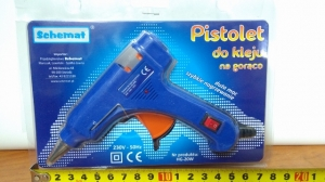 pistolet do kleju 20W/7MM